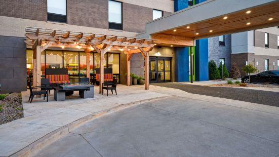 俄克拉何馬城機場希爾頓惠庭酒店