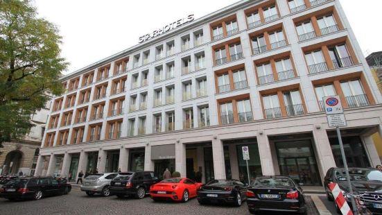Rosa Grand Milano – Starhotels Collezione