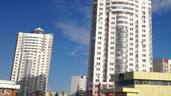 Apartment in Vitebsk Tower