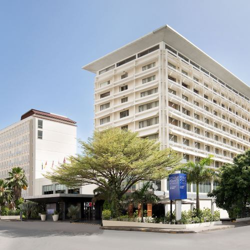 Four Points by Sheraton Dar es Salaam New Africa