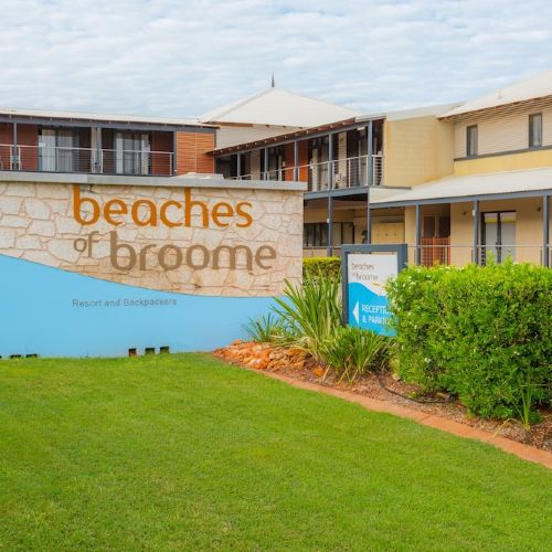 Beaches of Broome