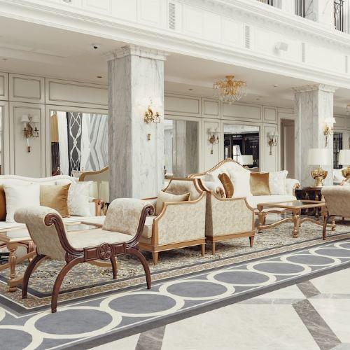 沙皇宮殿豪華 Spa 酒店
