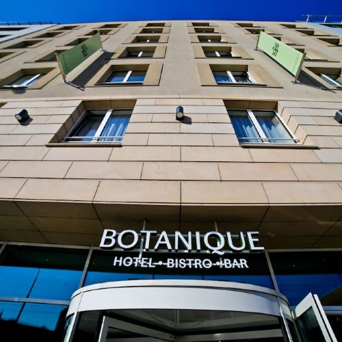 布拉格植物酒店