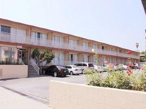 帕薩迪納玫瑰汽車旅館(Pasadena Rose Inn)