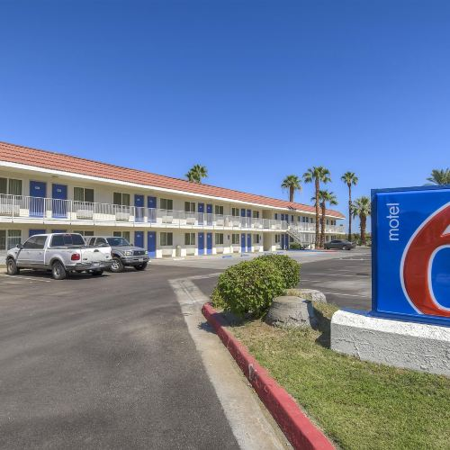 Motel 6-Rancho Mirage, CA - Palm Springs