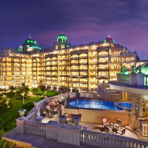 Kempinski Hotel & Residences Palm Jumeirah Dubai