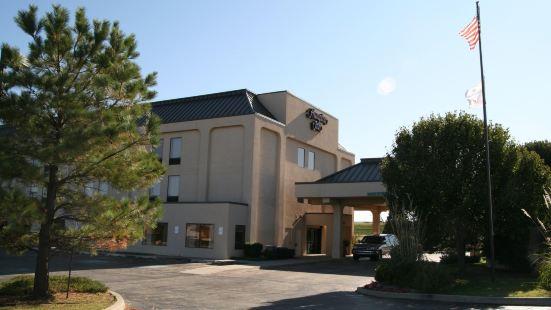 俄克拉荷馬城/育空希爾頓歡朋酒店