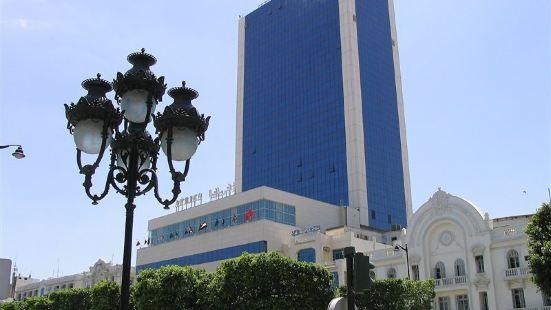 非洲突尼斯薩爾瓦多穆拉迪酒店