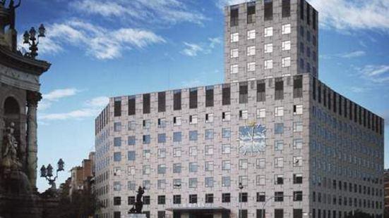 巴塞隆拿廣場加泰羅尼亞酒店