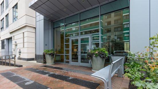 波士頓西區靠近麻省總醫院奢華公寓