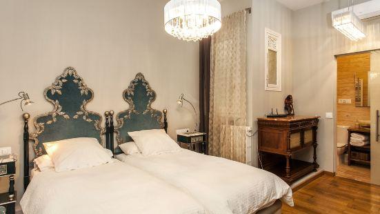 1229 - 市中心公寓陽台酒店