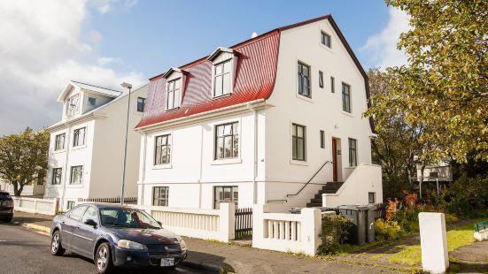 A Part of Reykjavík Apartments - Bjarkargata