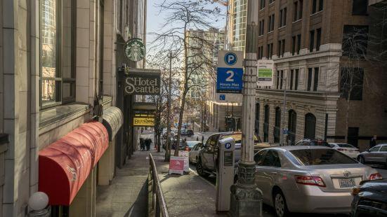西雅圖酒店