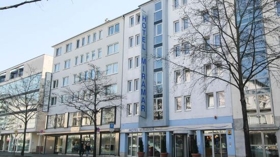 Hotel Miramar Golden Mile Frankfurt