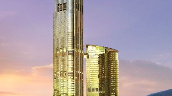 香港如心海景酒店暨會議中心