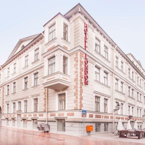 Hotel London by Tartuhotels