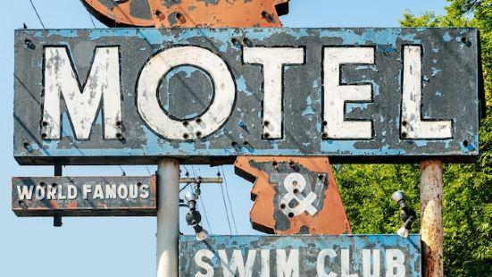 The Dive Motel & Swim Club