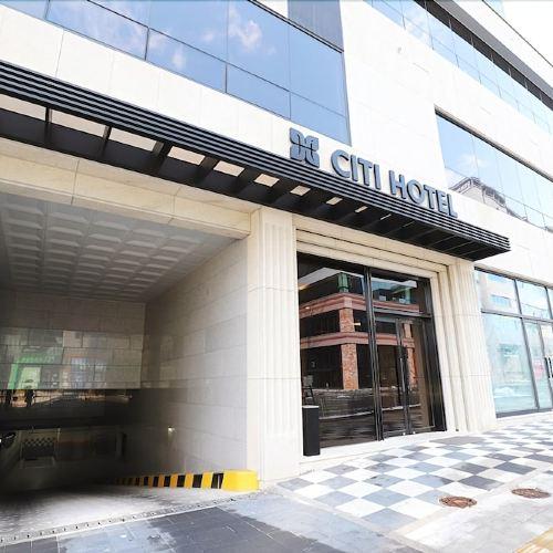 원주 시티 호텔