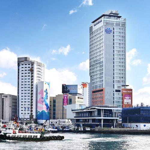 貝留酒店釜山