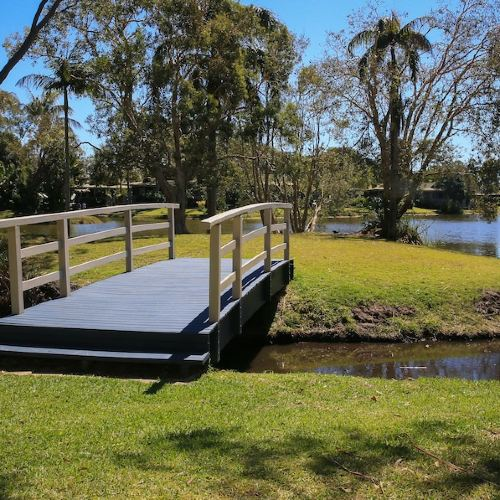 Sanctuary Lakes Fauna Retreat Hervery Bay