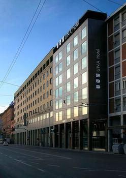 博洛尼亞酒店(UNA Hotel Bologna)
