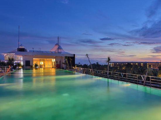 巴厘岛水明漾金色郁金香酒店(golden tulip devins seminyak bali)