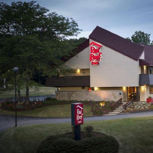 波士頓紅屋頂酒店 - 紹斯伯勒/伍斯特
