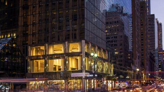 紐約君悦酒店