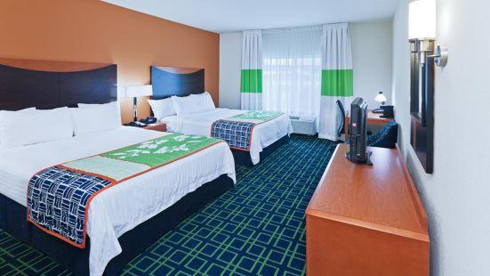 費爾菲爾德酒店及套房萬豪酒店塔爾薩東南/十字路村