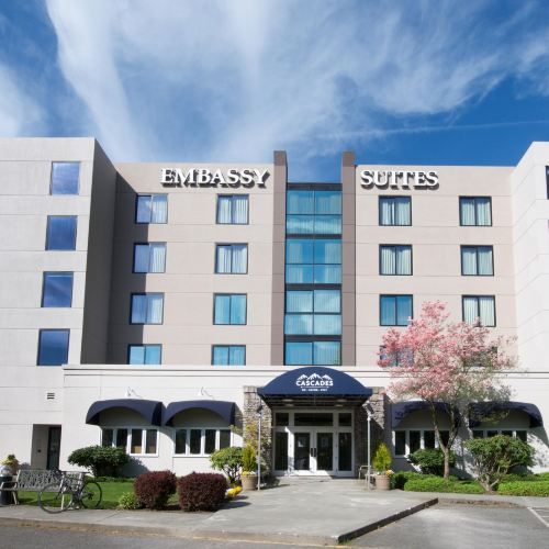 Embassy Suites Seattle - North/Lynnwood