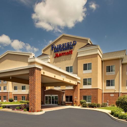 Fairfield Inn & Suites by Marriott Ottawa Starved Rock Area