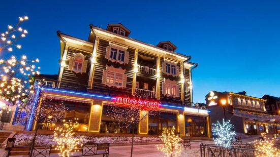 伊爾庫茨克商人庭院酒店