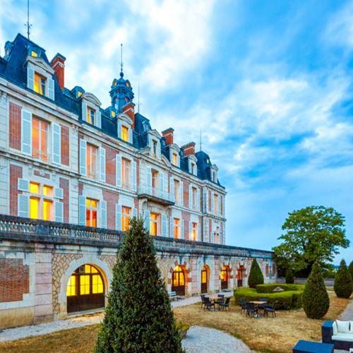 聖米歇爾城堡原生酒店