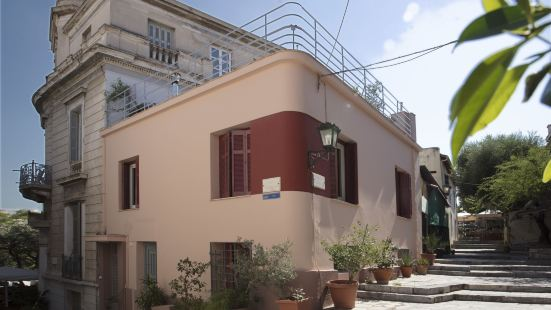 Thea's Residency with terrace near Acropolis