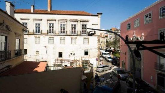 Ola Lisbon - Castelo V