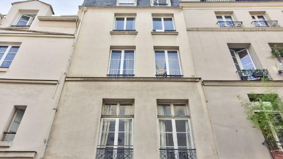 48 - Loft Flat Paris Marais