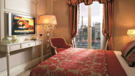 Hotel Balzac Champs Elysees Paris