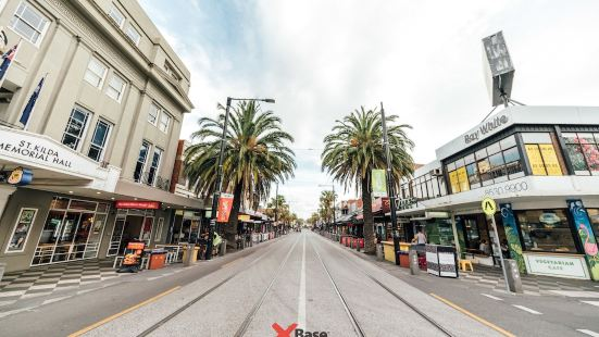 Base Backpackers - St Kilda Melbourne