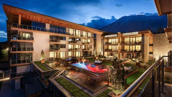 Apartmánový Hotel Hrebienok Resort