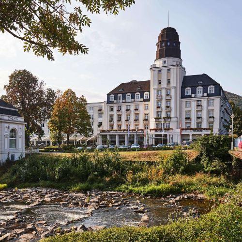 巴特諾伊納爾施柏閣度假酒店