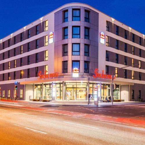 Quality Hotel Star Inn Premium Heidelberg