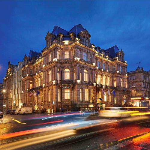 利物浦希爾頓逸林酒店