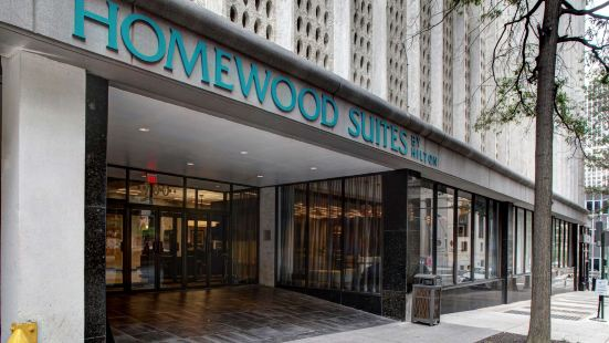 Homewood Suites by Hilton Richmond-Downtown
