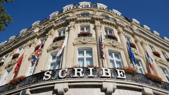 巴黎斯克裡布索菲特酒店