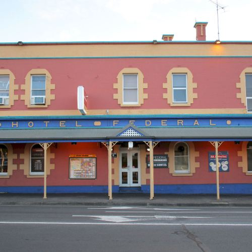 Federal Hotel Mount Gambier