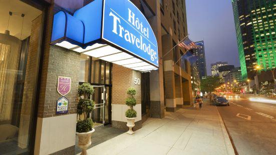 蒙特利爾市中心旅客之家酒店