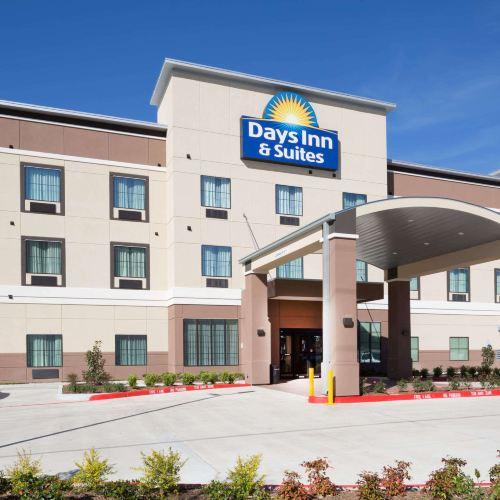 休斯頓西北塞浦路斯温德姆戴斯套房酒店