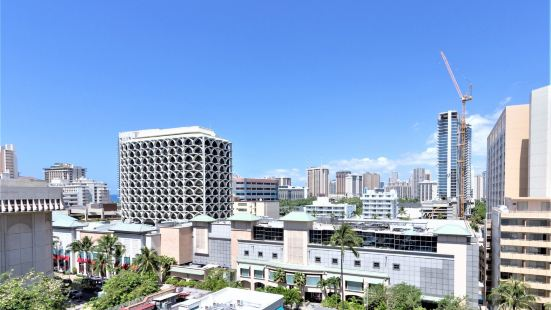 Waikiki Place Studios at The Marine Surf Waikiki