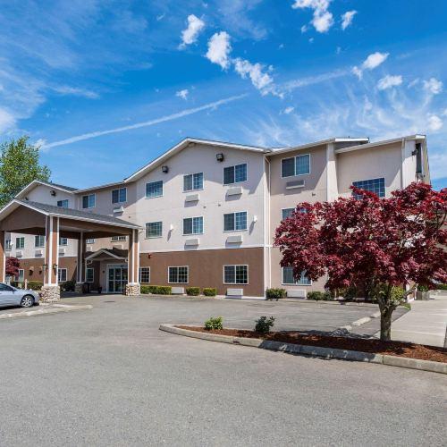 Comfort Inn Auburn – Seattle