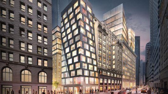 波士頓法尼爾廳中央凱悦 Hyatt Centric 酒店